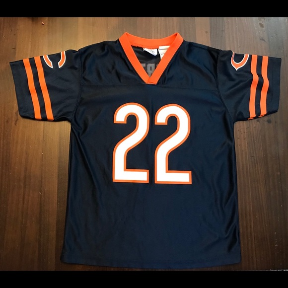 84bc721b 🔴Chicago Bears Forte Jersey - Boys size M (10-12)